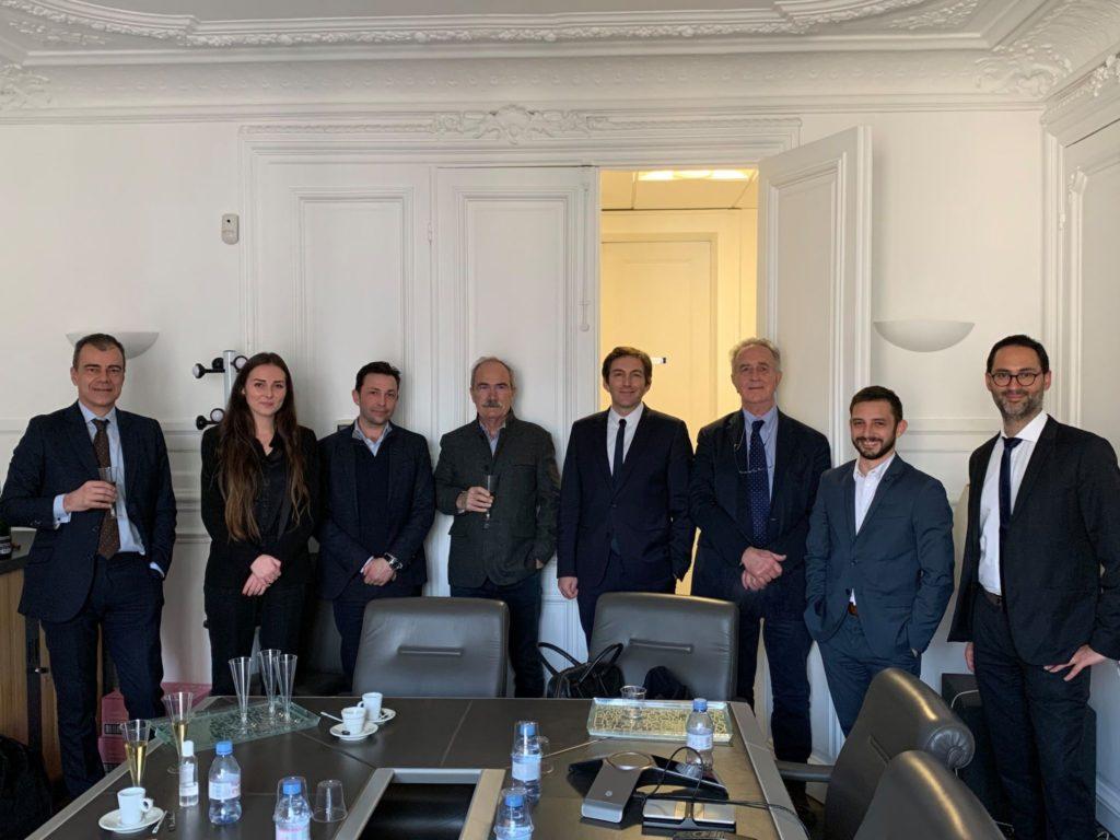I-Deal Development accompagne ACI dans l'acquisitions des parts de la société Vissal, détenue par Michel Ulryck et le fonds Sigma Gestion