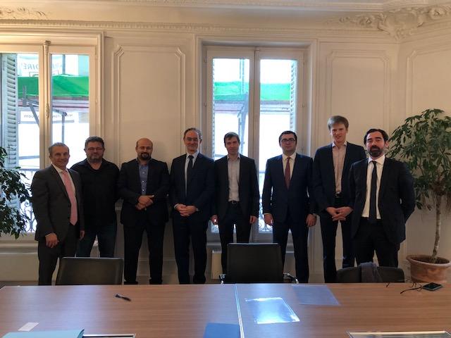 I-Deal Development accompagne les dirigeants de Deltacom dans la cession de leur fonds de commerce Telecom à TDF
